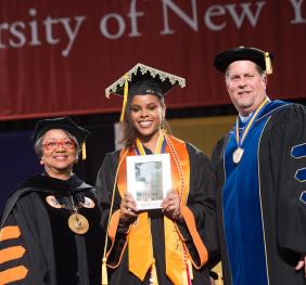 SUNY Chancellor's Award for Student Excellence Recipient